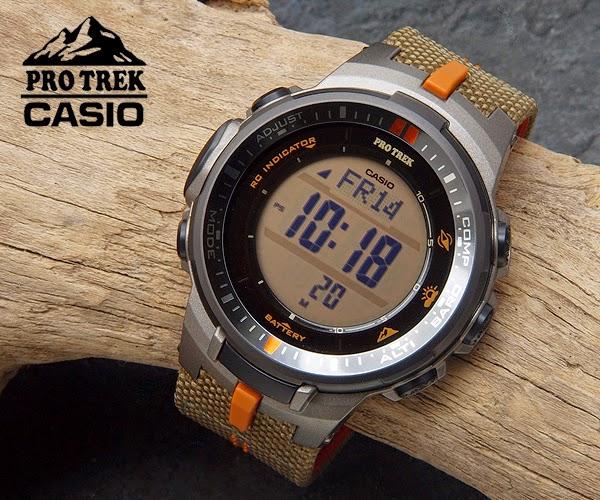 CASIO PROTREK PRW-3000B-5DR