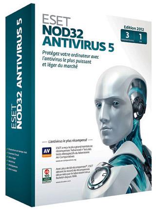 Descarga gratis aqui NOD32 Antivirus