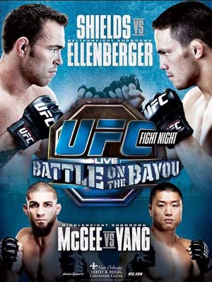 UFC Fight Night 25 Shields vs Ellenberger (2011)