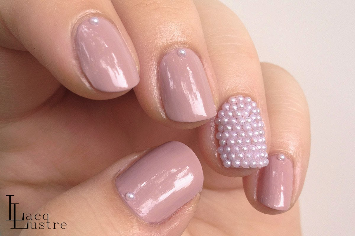 Girly Pearl Nail Art Born Pretty Store