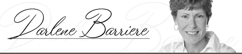 Darlene Barriere: Author. Speaker. Coach.