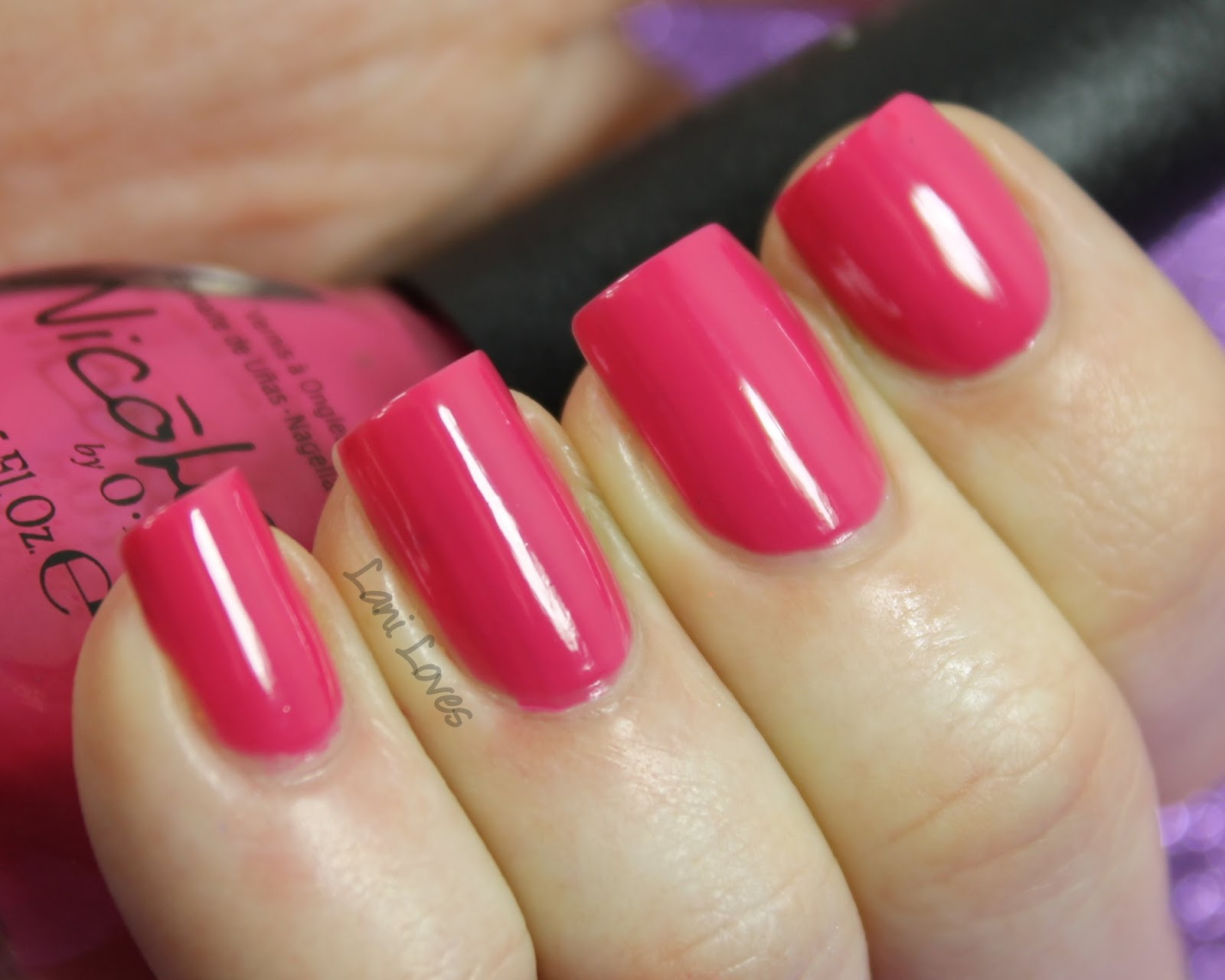 Nicole by OPI Playin' Hooky Swatches & Review