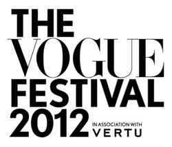 The Vogue Festival 2012 to launch in April