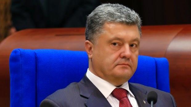 Pemimpin pemberontak Ukraina tantang duel Presiden