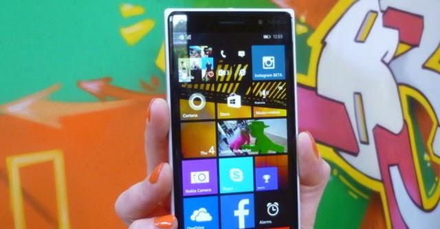 Microsoft Lumia là tên thương hiệu mới của dòng Lumia