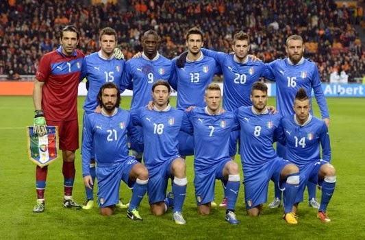 Italian Team Statistics | History