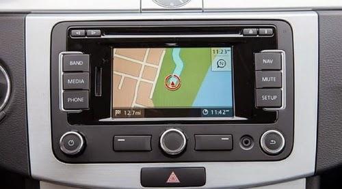 Volkswagen Bakal Pakai Blackberry untuk Sistem Hiburan Mobil