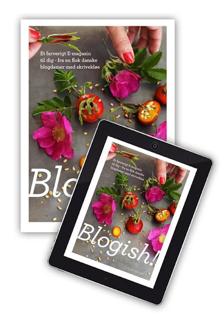 blogish gratis online magasin med artikel om kreativitet meraki