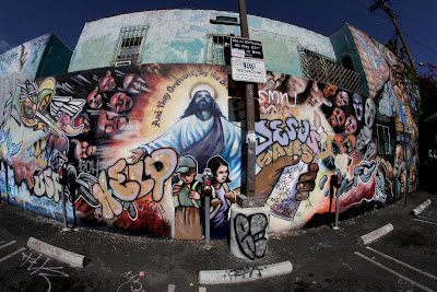 wall paper murals - artists in los angeles - murales - murals on wall