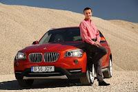 BMW X1 si Razvan Suma