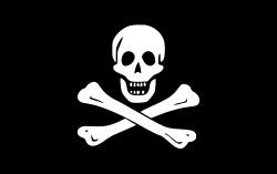 http://en.wikipedia.org/wiki/Jolly_Roger
