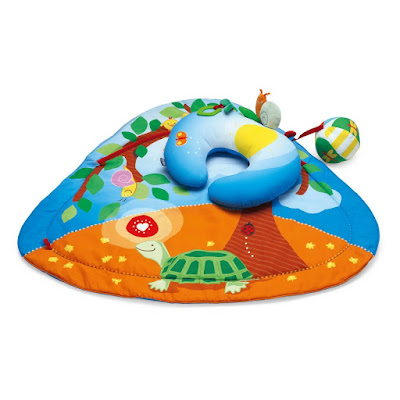 JUGUETE - CHICCO - Tummy Pad Manta de actividades | Bebé | Producto Oficial | A partir de 0 meses Comprar en Amazon España