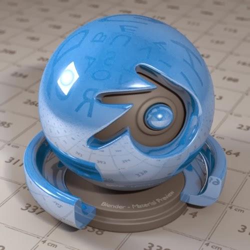 Pinturas metalizadas azules blender fish for Pintura azul aguamarina