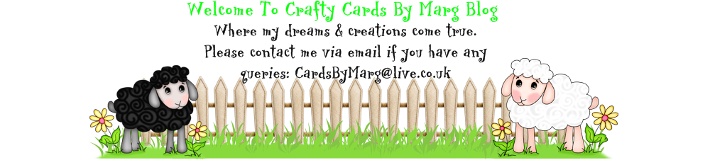 Crafty Cards By Marg