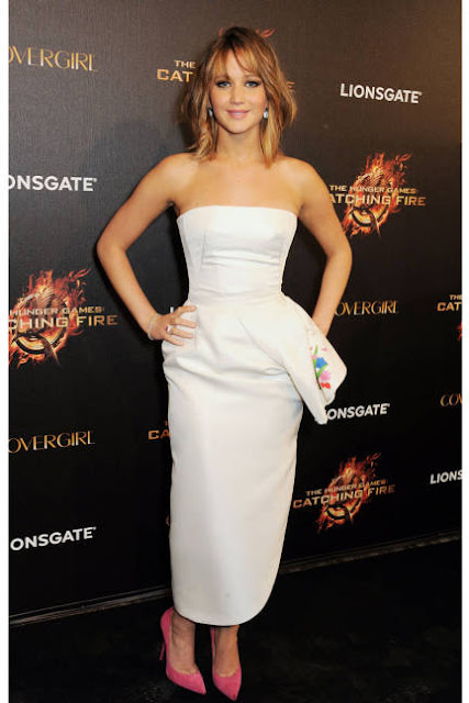Jennifer Lawrence's Top Fashion Styles