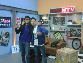 VJ MTV-AM, Global TV