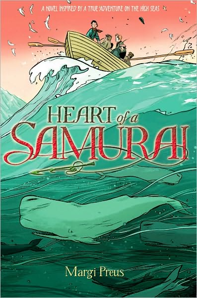 an analysis of the heart of a samurai by margi preus Heart of a samurai is a 2010 young adult historical novel by american author margi preusthe novel is closely based on the true story of manjiro nakahama (1827-1898) and is illustrated by his drawings, with jacket illustration by jillian tamaki.