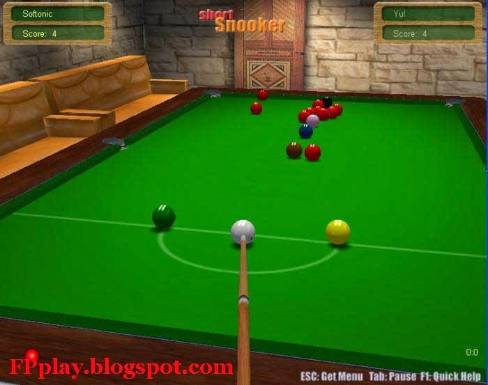 snooker game free