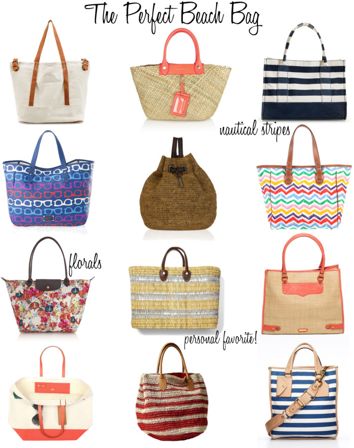 Fashion Truffles: Handbag Essential: The Beach Bag