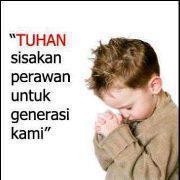 Gambar Kata Kata Galau Yang Lucu Berdoa