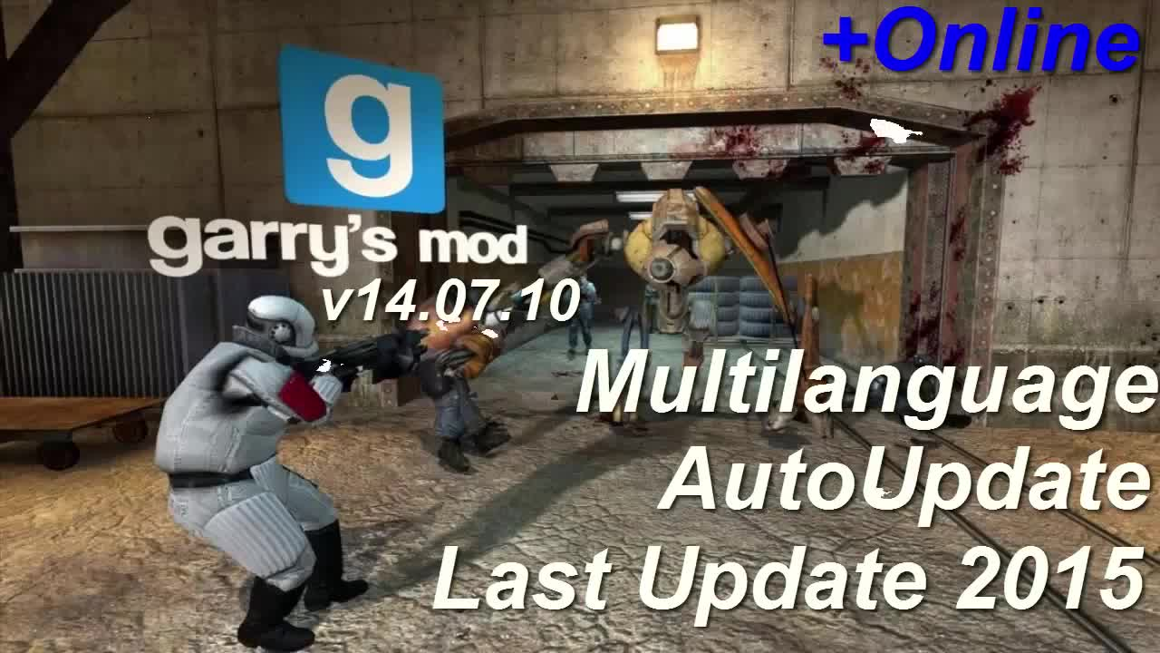 Download Garrys Mod Free - Full Version Game for PC