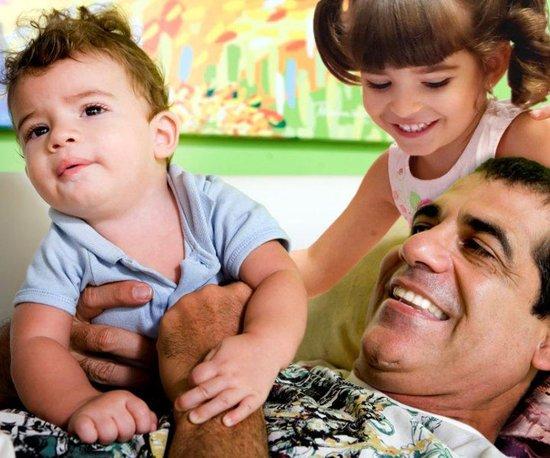 O amor entre Durval Lelys e os filhos f046f450b302a