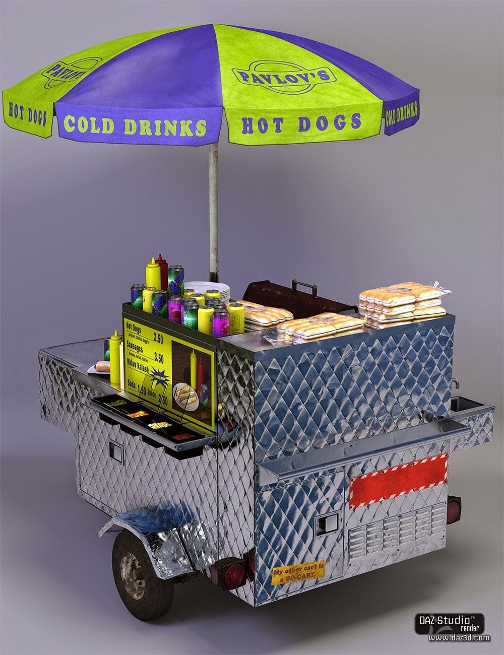 Hot Dog panier