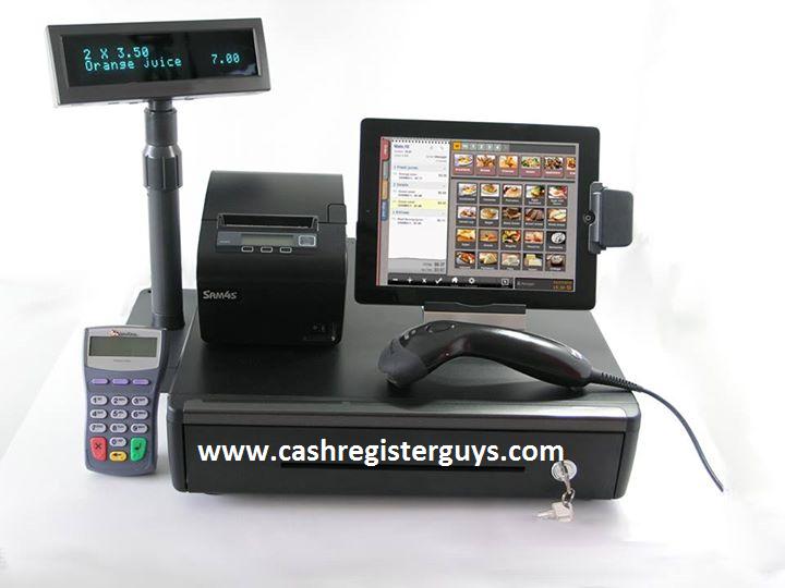 SAM4s Tabby Tablet POS system