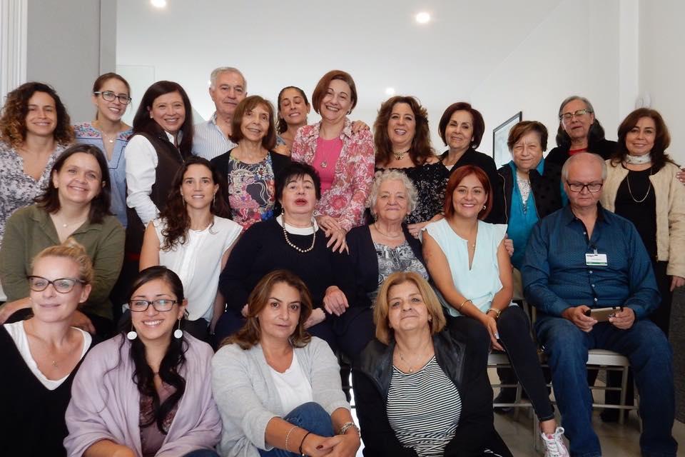 Reunión Sociedad Freudiana de la Ciudad de México 2018
