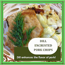 Dill on Pork