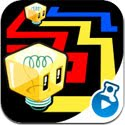 Lost Cubes App - Puzzle Apps - FreeApps.ws