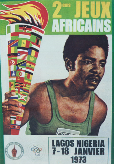 All-Africa Games Lagos Nigeria 1973