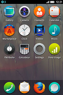 Firefox OS Apps