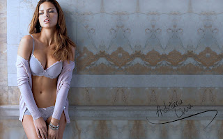 Adriana lima hot and sexy wallpapers