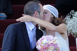 Andres Iniesta Wife