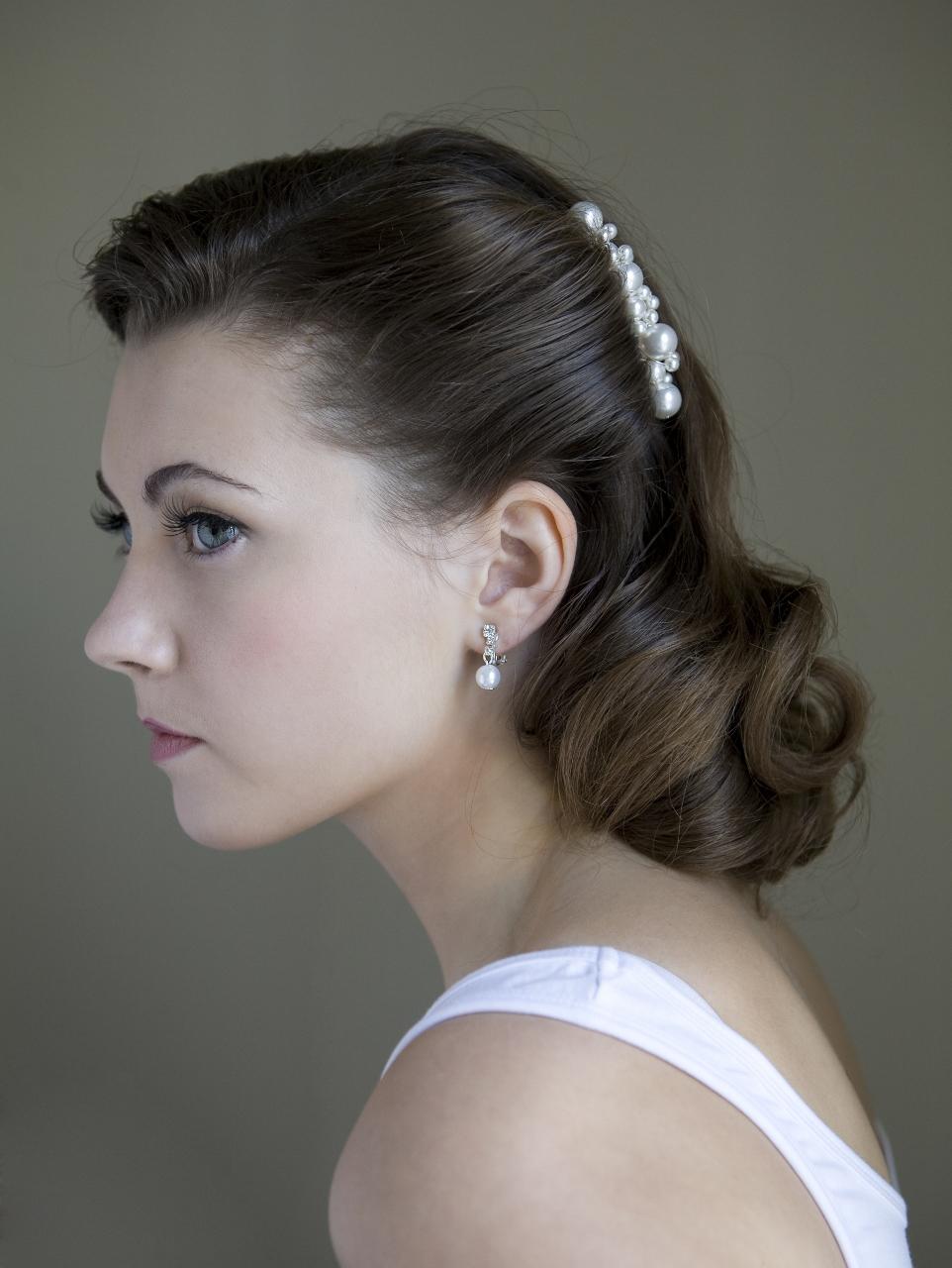 Vintage Wedding Makeup And Hair : Miss Vintage Wedding Affair - A Vintage Wedding Fair ...