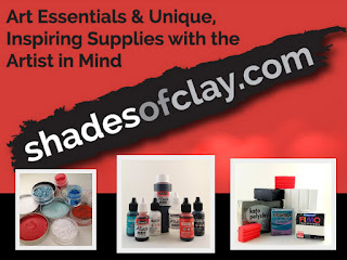 Our favorite supplier of polymer clay and artist materials (and Canadian!)