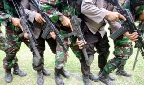 Diduga, Bentrik TNI vs Brimob di Batam karena BBM