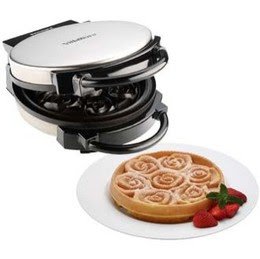 Creative Waffle Makers and Waffle Irons (10) 8
