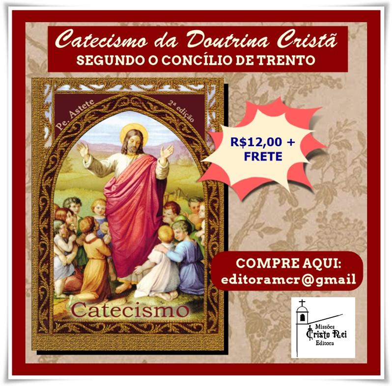 Catecismo da Doutrina Cristã segundo Trento