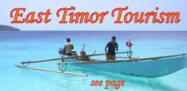 TURISMO EM TIMOR-LESTE