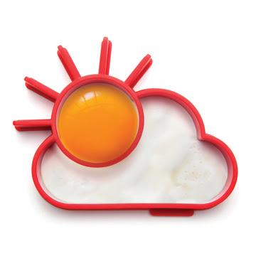 SunnySide huevo frito con forma de sol