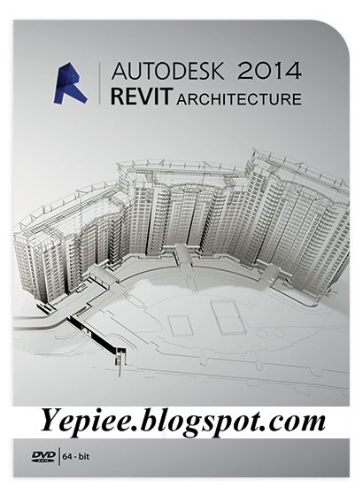 Revit Architecture, Structure 2014 Latest Full Version With Crack