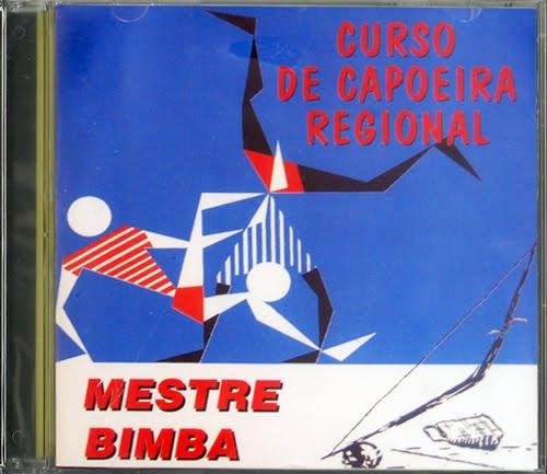 CURSO DE CAPOEIRA REGIONAL - MESTRE BIMBA
