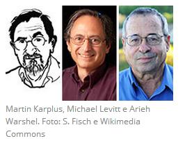 Ganhadores do Prêmio Nobel de Química