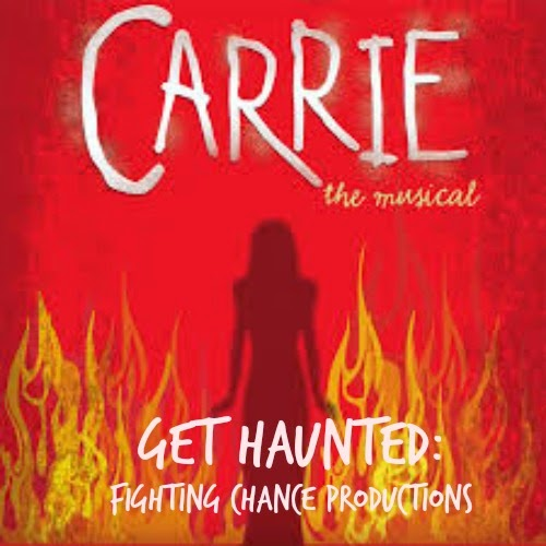 Ginger Soup for the Actor's Soul recommends Carrie the Musical by Fighting Chance Productions