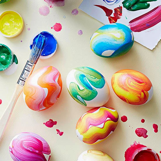Modern Furniture Easy And Fast Pretty Easter Eggs