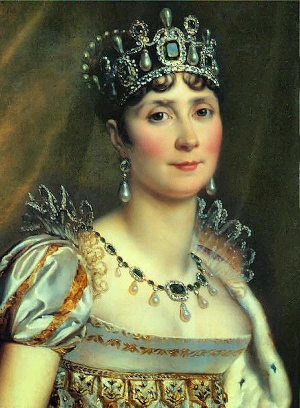 Gods and Foolish Grandeur: First Empress of the French - Official ...