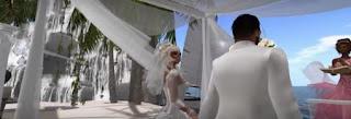 Wedding on Second Life