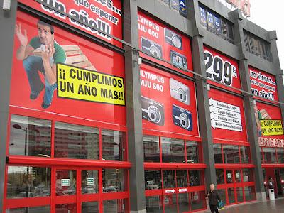 Media Markt Barcelona